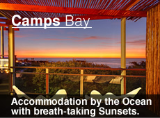 Camps Bay Self Catering Accommodation