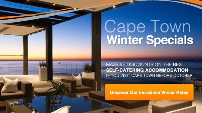 self-catering Winter 2015 specials