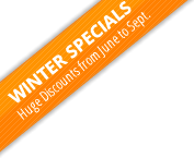 Winter specials cape town camps bay accommodation