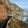 Chapmans Peak Drive close to Hout Bay that offers Accommodation in Villas and Apartments