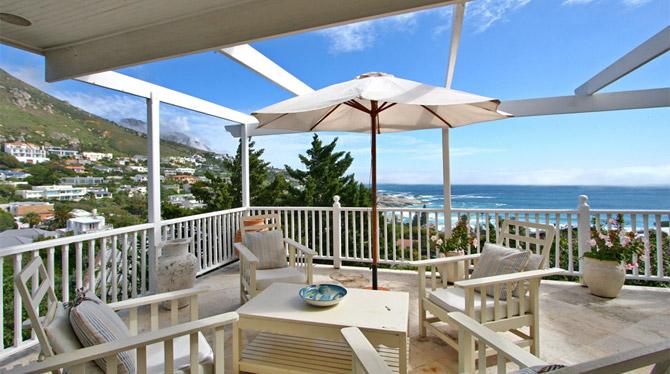 Beautiful private three storey beach house, situated at Llandudno Beach offering white sandy beaches