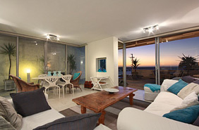 Spectacular 3 bedroom furnished apartment in Clifton, Cape Town