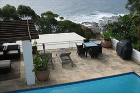 Unfurnished 4 Bedroom Home in Bantry Bay Cape Town to Rent Long Term