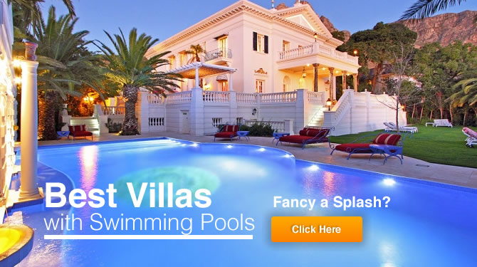 Best villas in Cape Town and Camps Bay with Swimming Pools