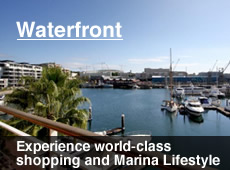 Waterfront Self Catering Accommodation